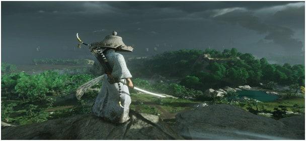 Ghost of Tsushima Versiyon 1.1 Güncelleme raid modu