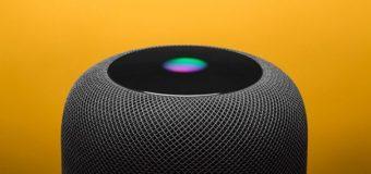Apple, HomePod Mini Akıllı Hoparlörünü Tanıttı