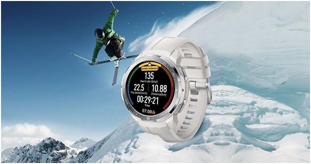 Honor Watch GS Pro ekran özellikleri