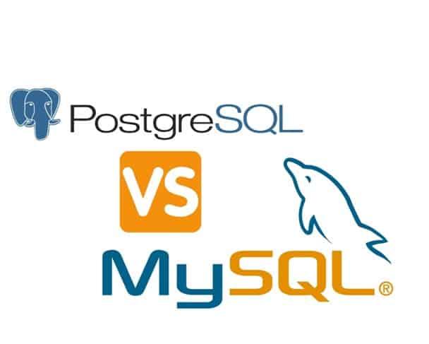 PostgreSQL ve mysql