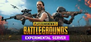 pubg experimantal server ve test server