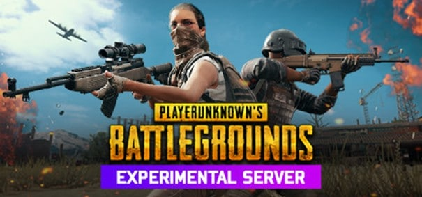pubg experimantal server ve test server