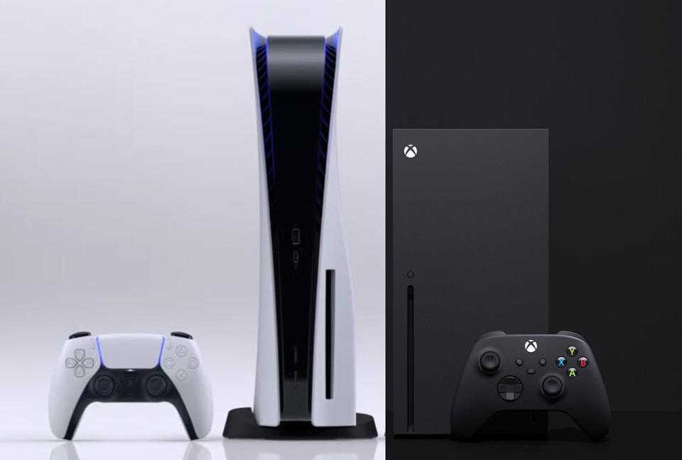 xbox x ve ps5