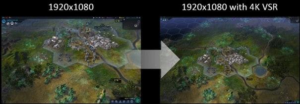 AMD Virtual Super Resolution