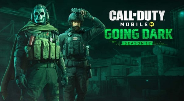 Call of Duty Mobile Gece Modu