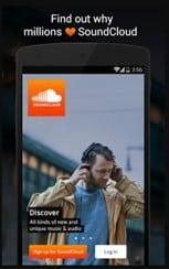 SoundCloud üye olma