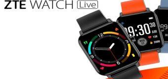 Fiyatıyla Dikkat Çeken Yeni Akıllı Saat ZTE Watch Live Tanıtıldı!