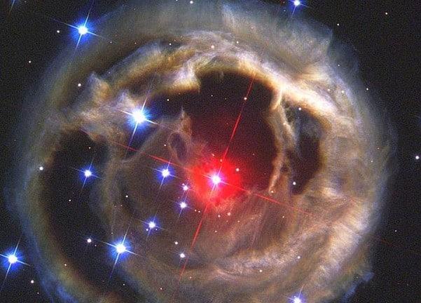 kızıl nova patlaması nedir