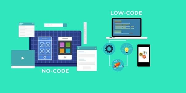 no code ve low code arasındaki fark