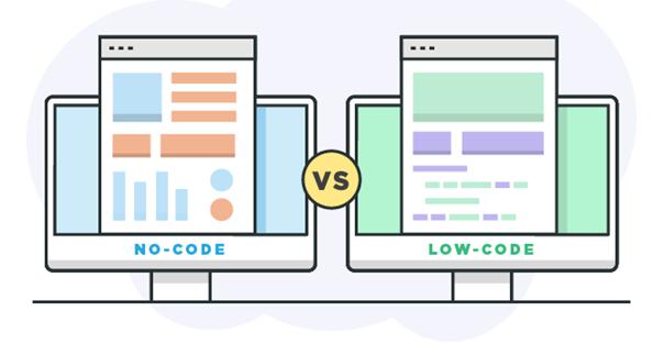 no code ve low code geliştirme platformları