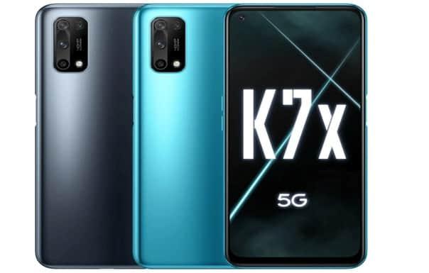 oppo k7 x özellikleri