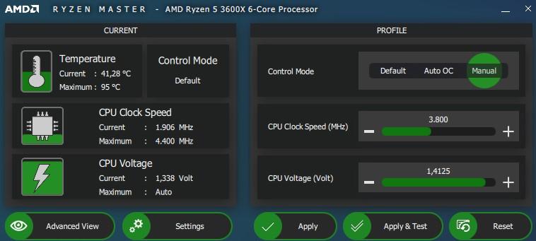 AMD Ryzen Master Nasıl Kullanılır