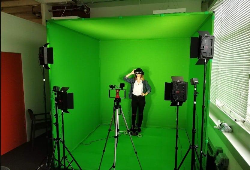 Green Screen Nasıl Kullanılır