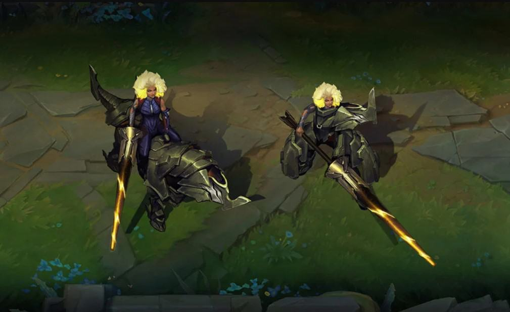 League of Legends Yeni Şampiyon Rell