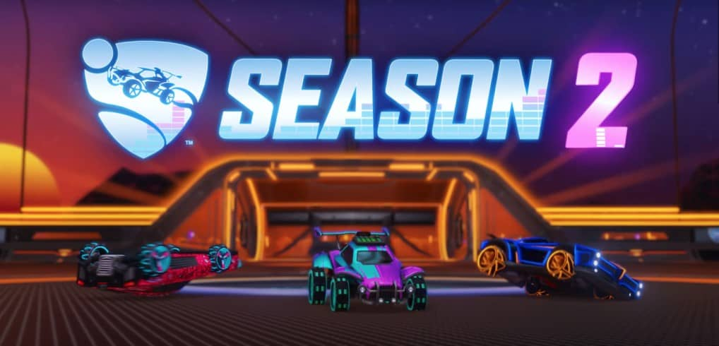Rocket League Sezon 2