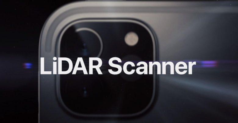 iPhone 12 Cihazlarında Lidar Sensörü H