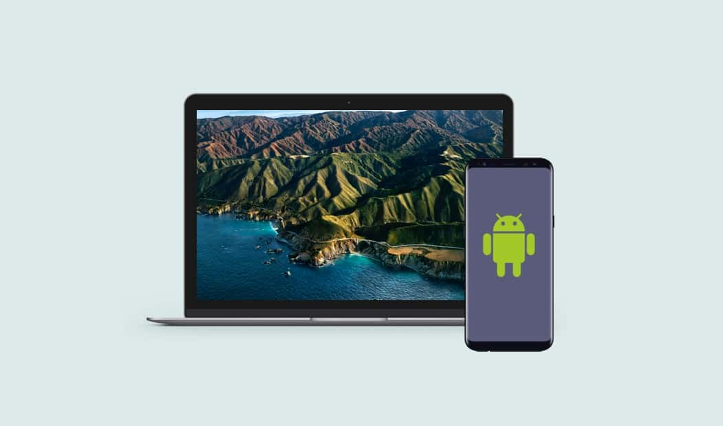 mac ve android