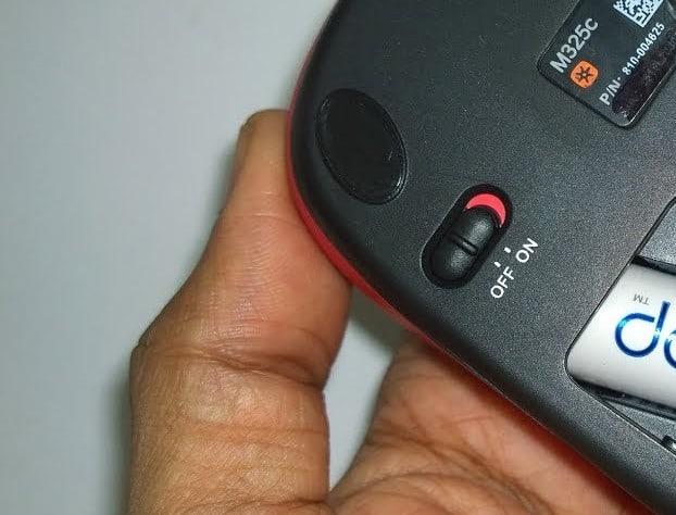 mouse aç kapa tuşu