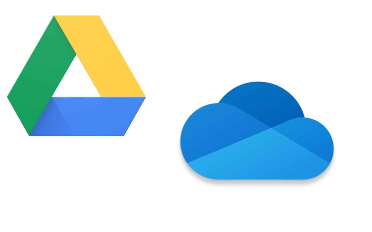 google drive ve ondrive yedekleme