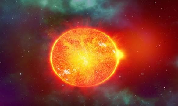Güneş Patlaması İnsan Üzerindeki Etkileri