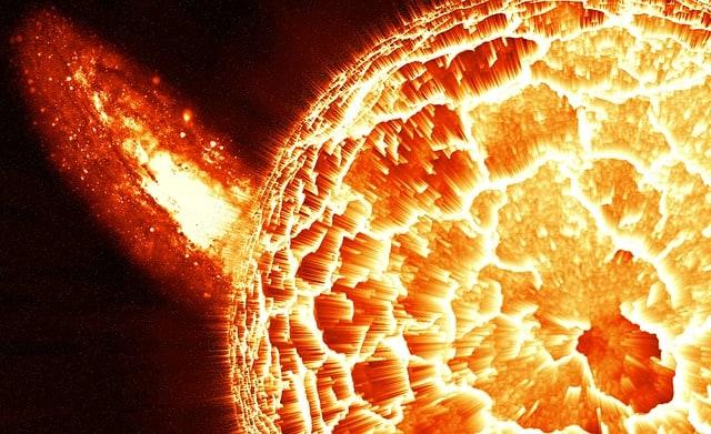 Güneş Patlamasının Etkileri Nelerdir