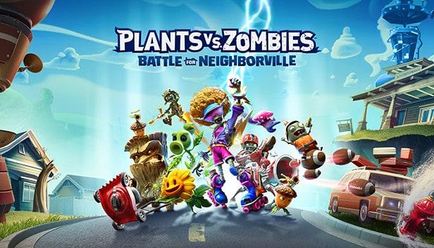 Plants vs Zombie Battle For Neighborville