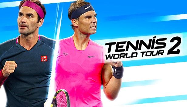 Tennis Word Tour 2