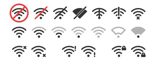 wi-fi sinyal gücü