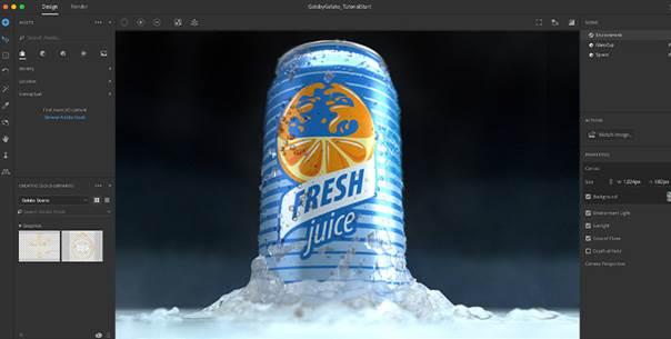 Adobe Dimension Nedir