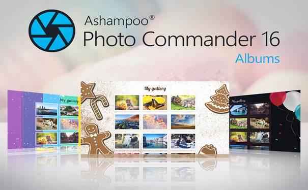Ashampoo Photo Commander 16 Nedir