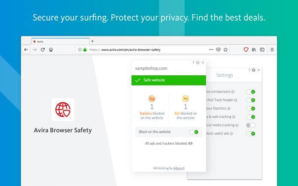 Avira Browser Safety Nedir