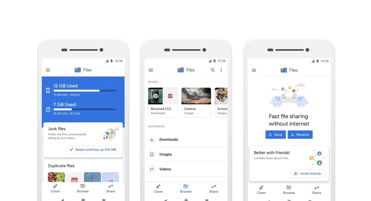 Google Files Ücretsiz