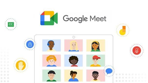 Google Meet Özellikleri