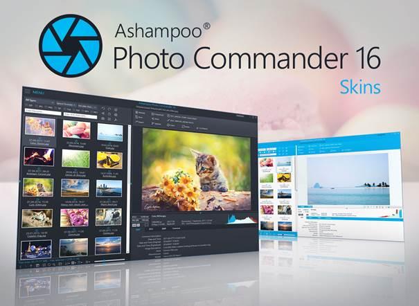 Photo Commander 16 Ücretsiz