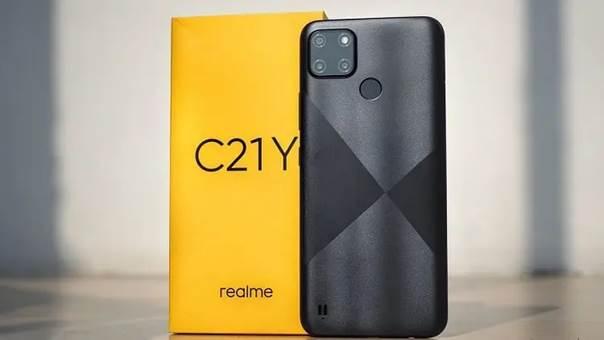 Realme C21Y Özellikleri