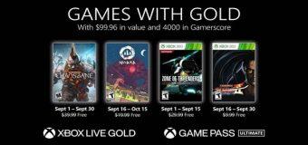 Xbox Live Gold Eylül 2021 Oyunları Belli Oldu!