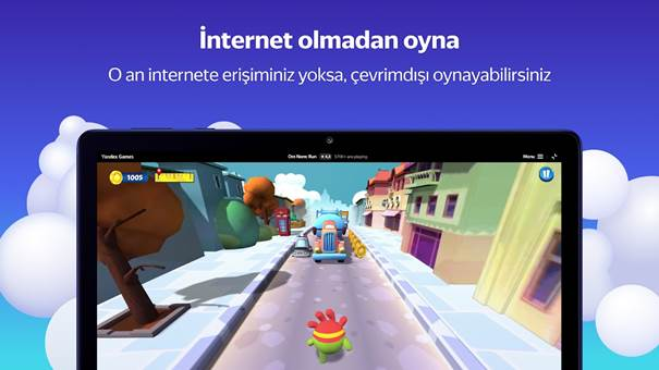 Yandex Games İndirme İşlemi