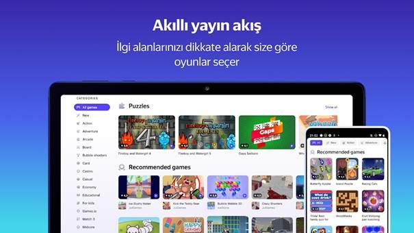Yandex Oyun Servisi