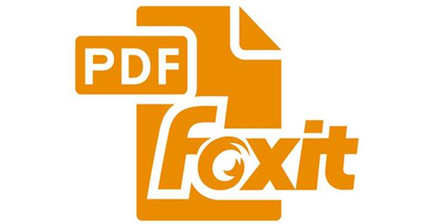 Foxit PDF Reader Programı