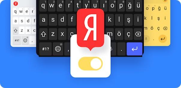 Yandex Klavye
