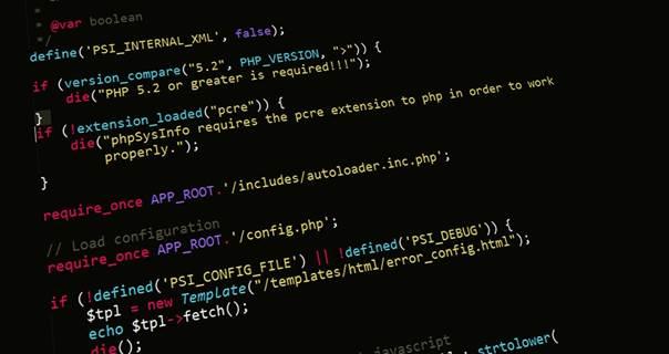 PHP Programlama Dili Avantajları
