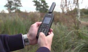 Uydu telefonu